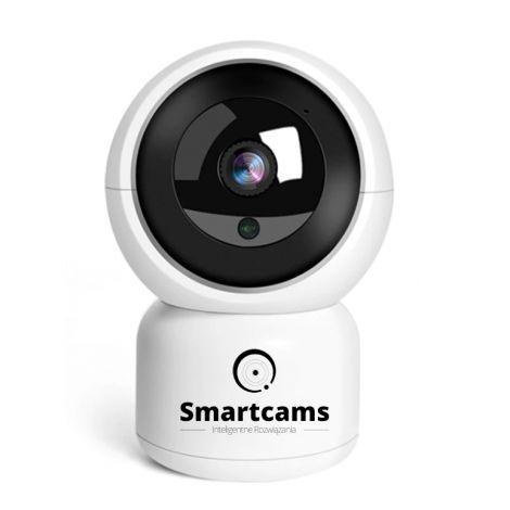 KAMERA FHD WiFi IP MONITORING SMARTCAMS 360° 1080P
