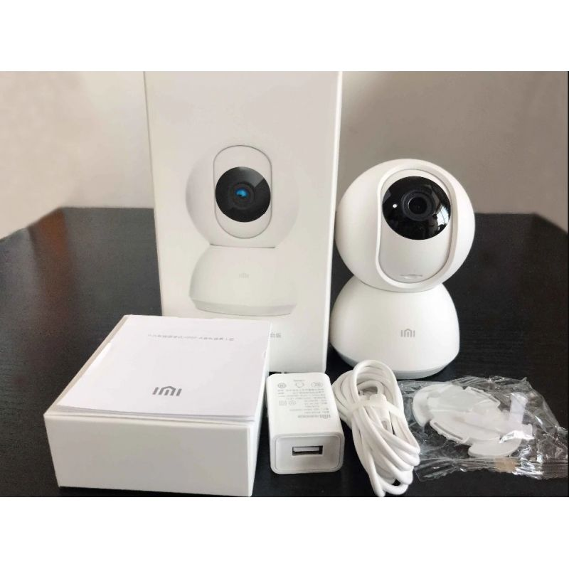 Xiaomi Mi Home Security Camera 360 1080p kamera IP - Smartcams