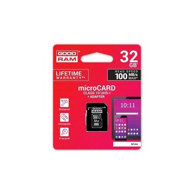 GoodRam ultra micro SDHC 32GB