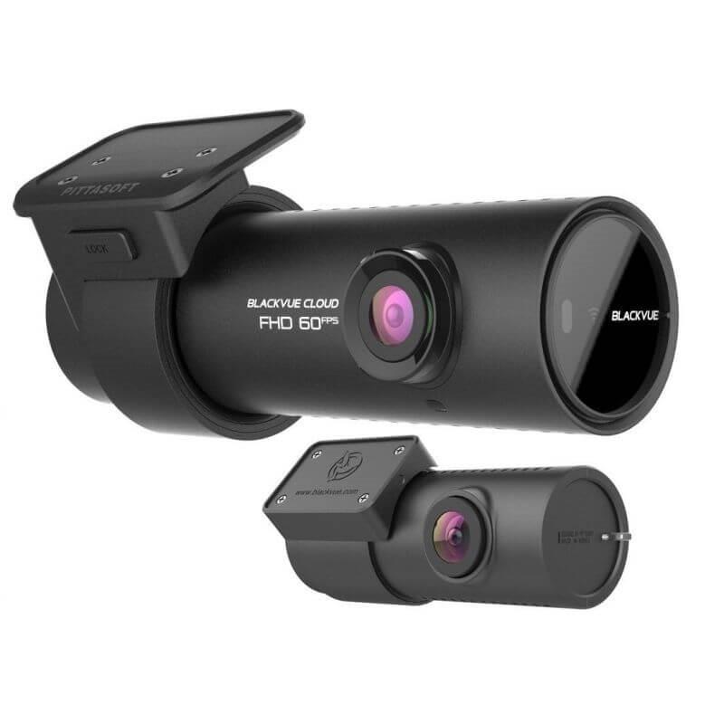 BlackVue DR750S-2CH kamera samochodowa z GPS