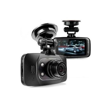 obraz wideo z kamerki samochodowej wideorejetratorów jazdy CDR186 GS8000L
