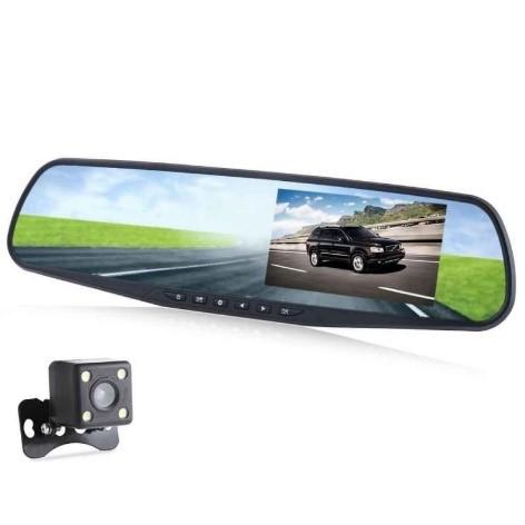 kamerki samochodowe wideorejetratory jazdy Smartcams HSJ-220
