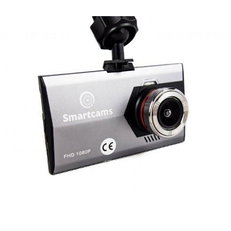 obraz wideo z kamerki samochodowej wideorejetratorów jazdy Smartcams X200