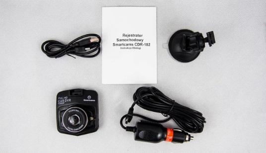 Kamera Samochodowa Smartcams JSE CDR-182